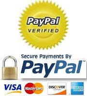 Pay online with Paypal
