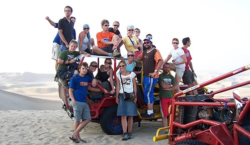 Dune Buggy Tours in Huacachina